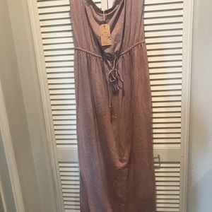 Cabi Sleeveless Maxi Dress